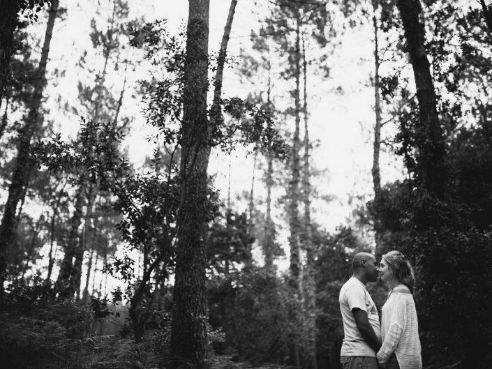 Une séance couple sur la cote basque