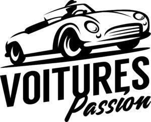 logo voitures passion - location voitures ancienne- mariage- aix en provence